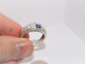Акция!!! Скидка 40 % на серебряный перстень. | Ярмарка Мастеров - ручная работа, handmade
