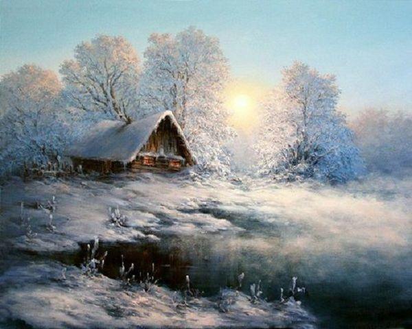 уроки живописи, мастер-класс по рисованию