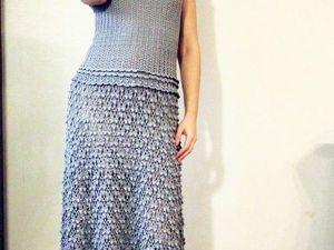 Lookовки. Платье Samantha.. Ярмарка Мастеров - ручная работа, handmade.
