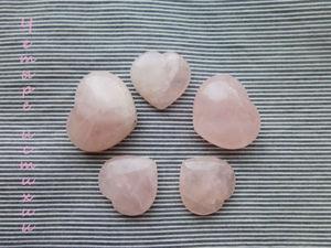 Розовый кварц - сердечный камень | Ярмарка Мастеров - ручная работа, handmade