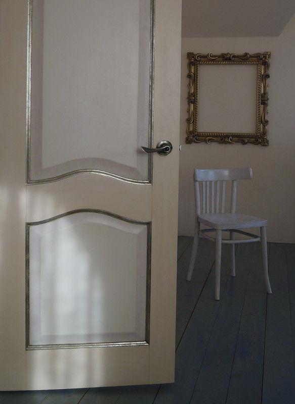 расписная мебель, курсы росписи мебели