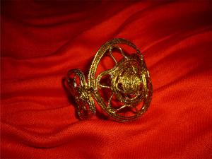 """Видеоурок: создаем браслет """"Римская колесница"""". Ярмарка Мастеров - ручная работа, handmade."""