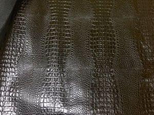 КОЖА Кайманы- Крокодилы. Ярмарка Мастеров - ручная работа, handmade.