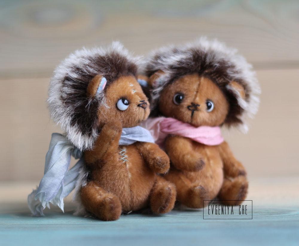 мишка тедди, teddy hedgehog