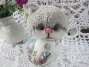 Новинка магазина — кот Флориан. Ярмарка Мастеров - ручная работа, handmade.