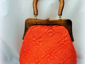 Винтажная сумка в современном мире. Кому подходят винтажные сумки?. Ярмарка Мастеров - ручная работа, handmade.