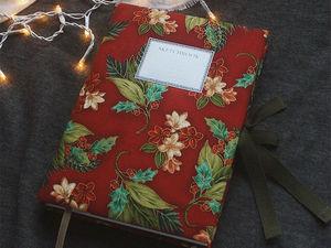 Конкурс коллекций от мастерской Twinkling Threads - дарим новогодний блокнот и сертификаты.. Ярмарка Мастеров - ручная работа, handmade.