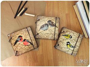 Выпускаем птиц! Уверены, что на счастье ;). Ярмарка Мастеров - ручная работа, handmade.