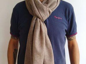 Скидка на мягенькие шарфы(палантины) из кашемира !. Ярмарка Мастеров - ручная работа, handmade.