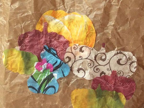 Как сделать недорогую и нарядную упаковку «Веселая осень» | Ярмарка Мастеров - ручная работа, handmade
