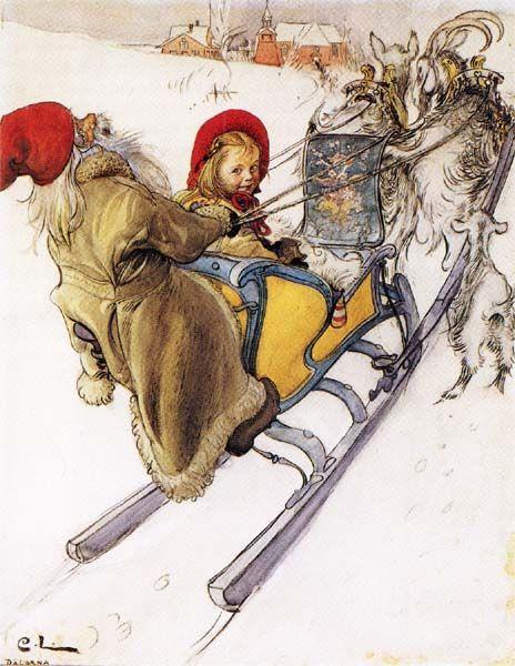 рождественский календарь, рождество