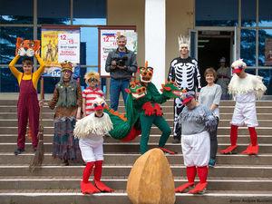 Наш фееричный карнавал в Тарусе!. Ярмарка Мастеров - ручная работа, handmade.