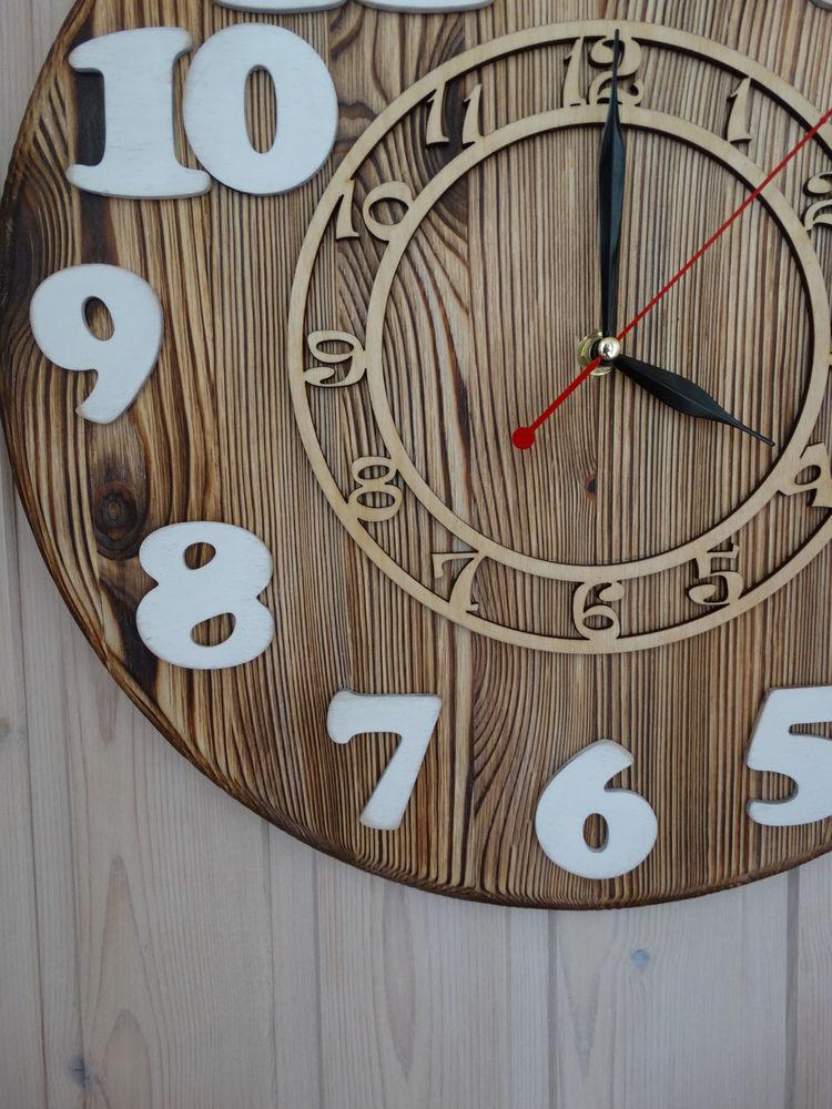 подарок на новый год, настенные часы лофт, для дома