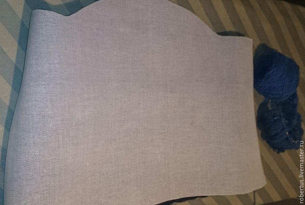 Мастер-класс: как сделать сумку с двойным фермуаром, фото № 8