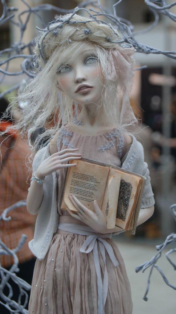 Выставка «Искусство куклы» в Гостином дворе, фото № 12