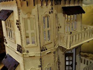 Кукольный  дом. Ярмарка Мастеров - ручная работа, handmade.