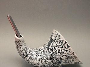 Мегафон - усилитель звука. Ярмарка Мастеров - ручная работа, handmade.