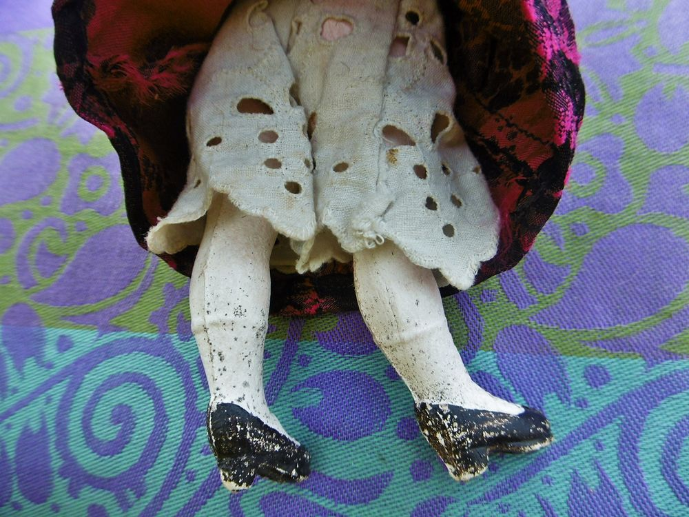 кукла малютка