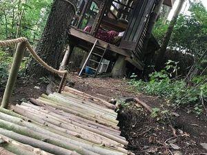 Детская мечта. Летний домик в лесу. Ярмарка Мастеров - ручная работа, handmade.