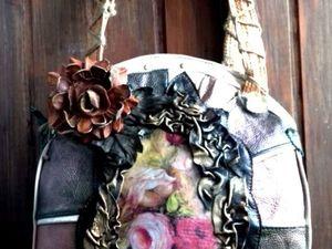 анонс новой сумки. Ярмарка Мастеров - ручная работа, handmade.