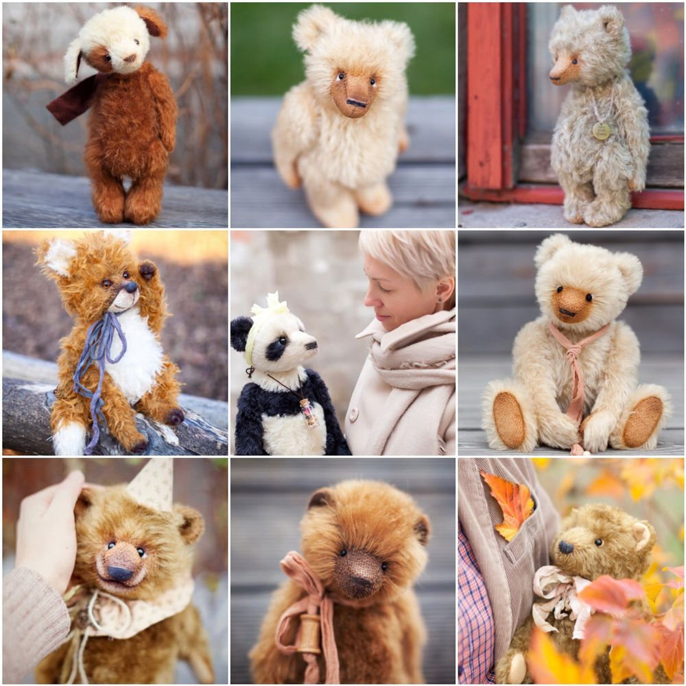 мишки тедди, тедди медведи, тедди, мишки, мои мишки, итоги года, мишки ручной работы, авторский мишка, авторские медведи, теддики, тедди мишка, тедди панда, тедди лис, тедди собачка, teddy, teddy bears, ooak bears, artist bears, bearydream, teddy love