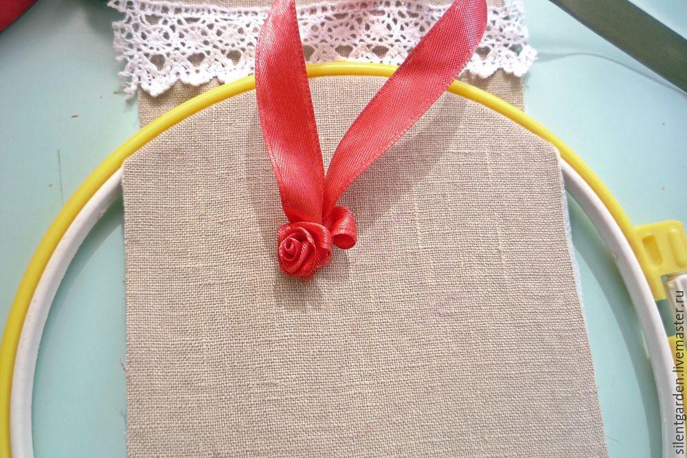 мастер-класс по вышивке