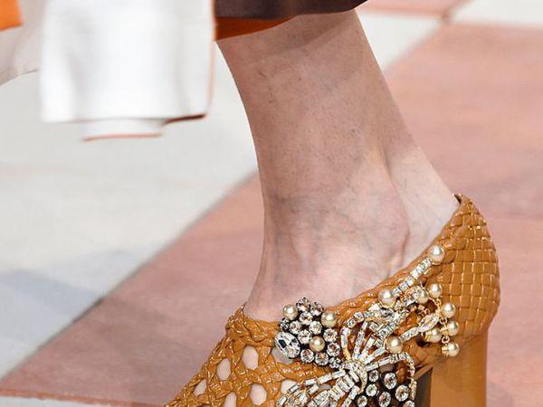 Броши на обуви | Ярмарка Мастеров - ручная работа, handmade