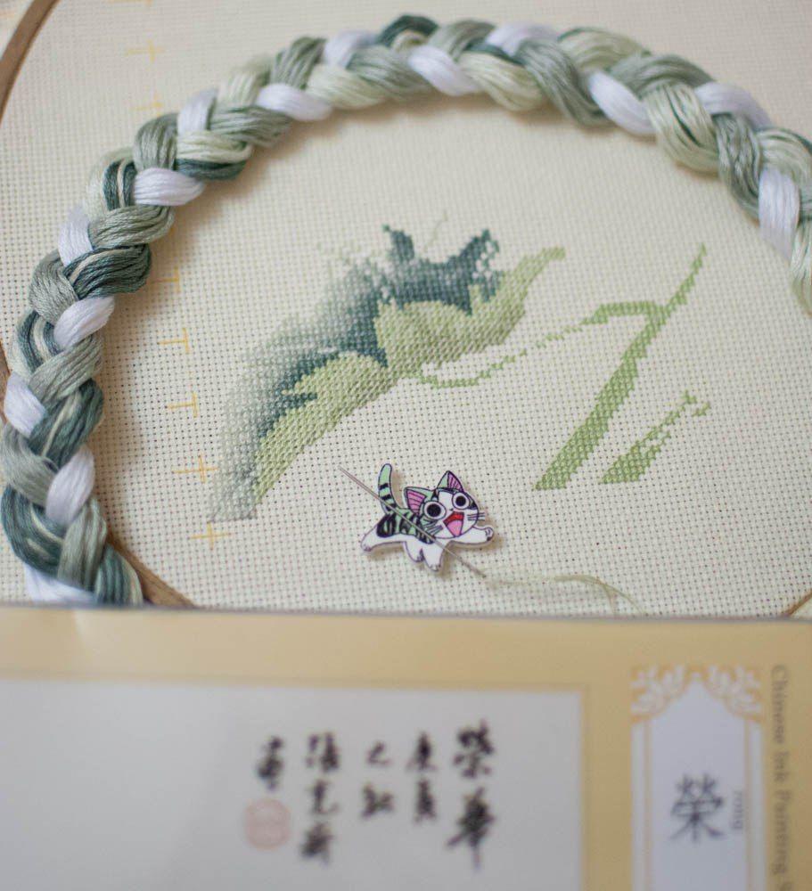 китай, китайский стиль, восточный стиль, вышивка, вышивка ручная, вышивка крестом, вышивка крестиком, восток