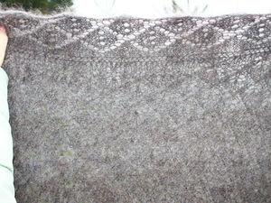 Мифы о пуховых платках. Ярмарка Мастеров - ручная работа, handmade.