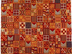 Индейский орнамент: узоры на ткани. Ярмарка Мастеров - ручная работа, handmade.