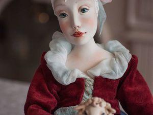 Знакомьтесь, Антуанетта! | Ярмарка Мастеров - ручная работа, handmade