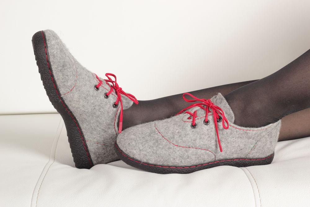 летний войлок, обувь ручной работы, легкая обувь