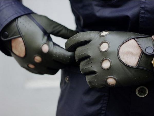 Мужчина в перчатках: дань моде или необходимость?   Ярмарка Мастеров - ручная работа, handmade