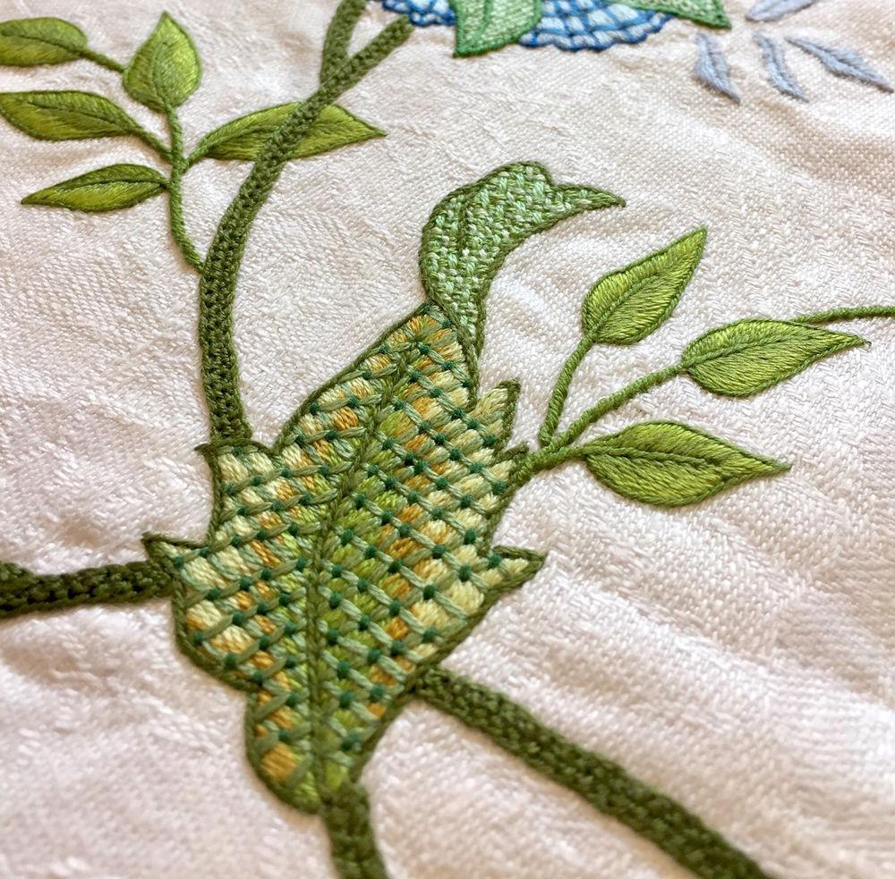 ручная вышивка, схема для вышивания