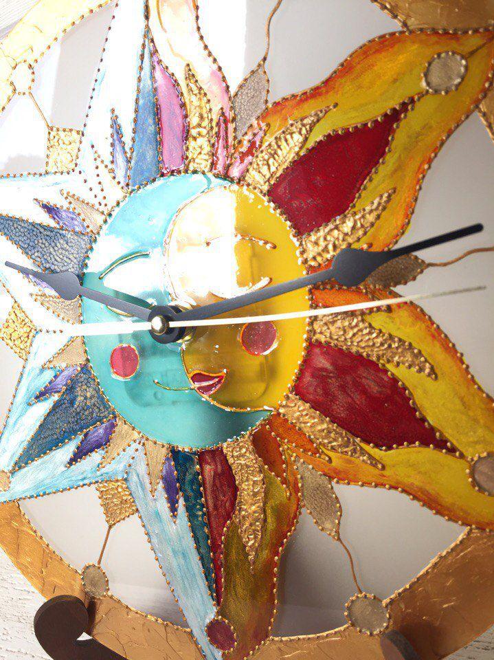 фактурный декор на стекле, краски призма, творческие выходные