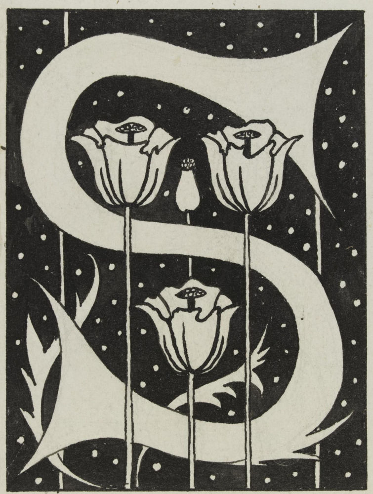 Иллюстрации английского художника Обри Бердслея. Графика стиля модерн