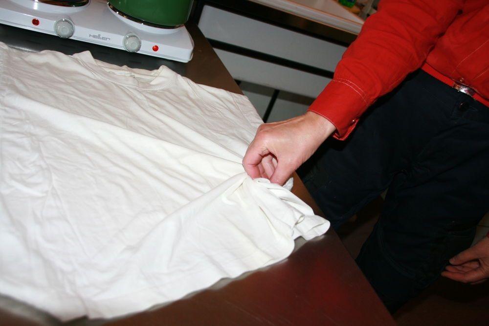 В гости к немецким мастерам. Мастерская по окрашиванию тканей в технике «Шибори». Часть III