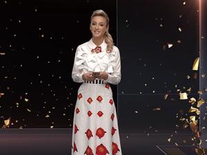 Ольга Бузова в моей юбке на ТНТ. Ярмарка Мастеров - ручная работа, handmade.