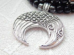 Кельтский оберег - клюв орла. Ярмарка Мастеров - ручная работа, handmade.