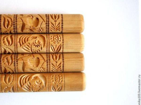 Конкурс коллекций! Пряничная скалка в подарок!!! | Ярмарка Мастеров - ручная работа, handmade