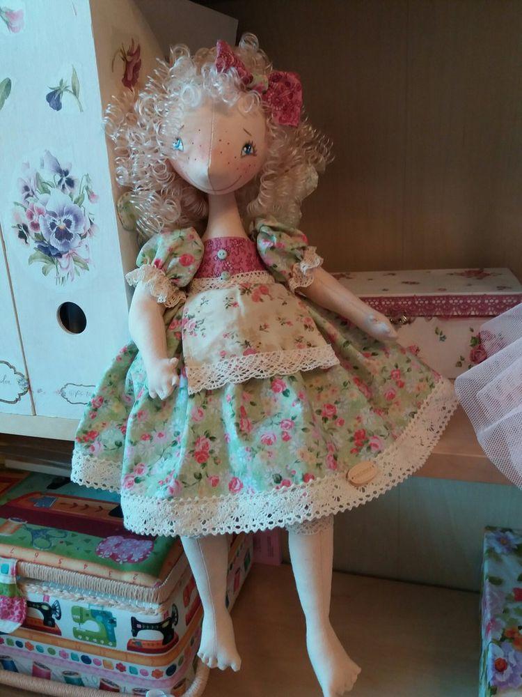 кукла, питер, наперсток, для девушки