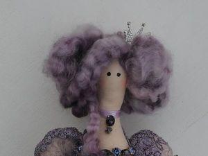 Собираю куклу в дорогу. Ярмарка Мастеров - ручная работа, handmade.