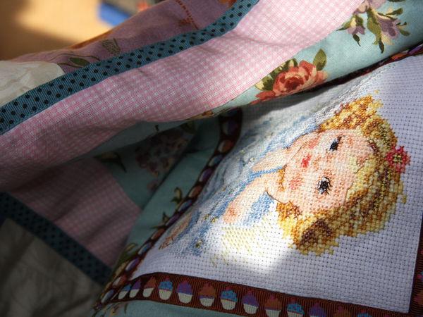 Розыгрыш покрывала среди новых подписчиков в магазине Lenakostyakova | Ярмарка Мастеров - ручная работа, handmade