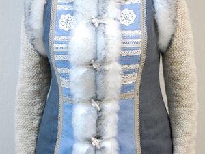 История одной куртки. Ярмарка Мастеров - ручная работа, handmade.