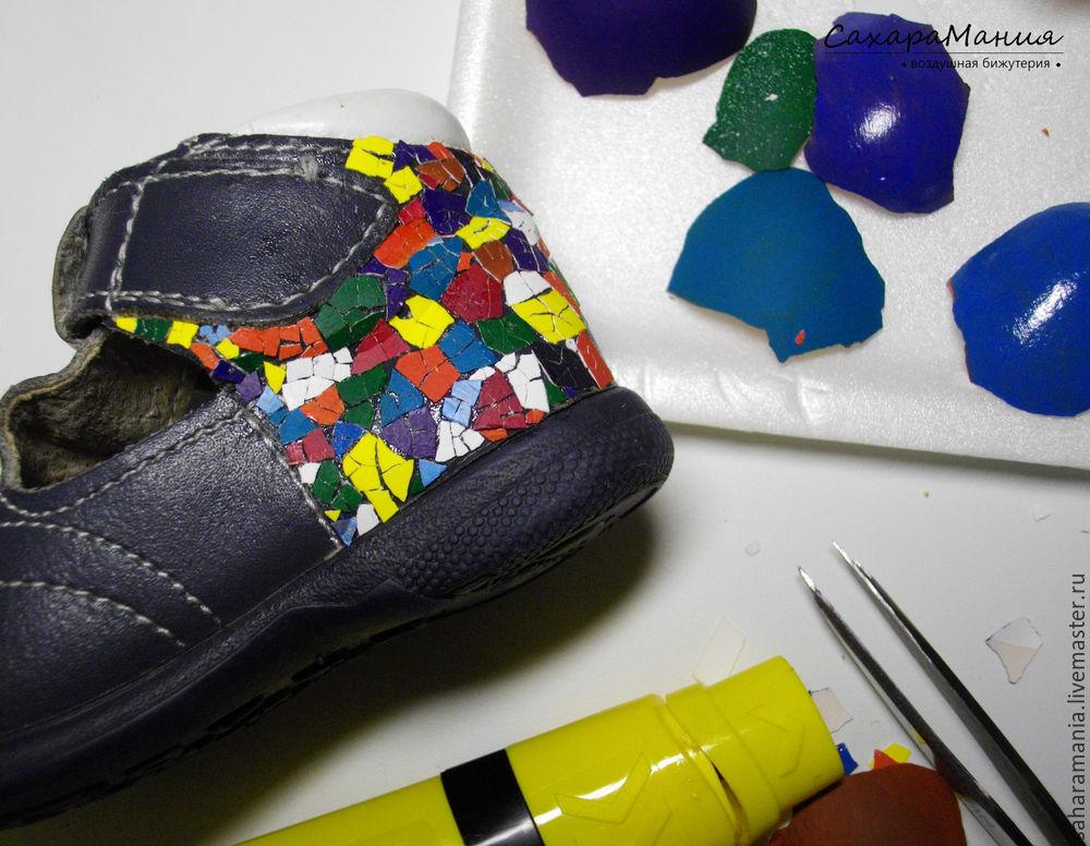 игольница декор обуви