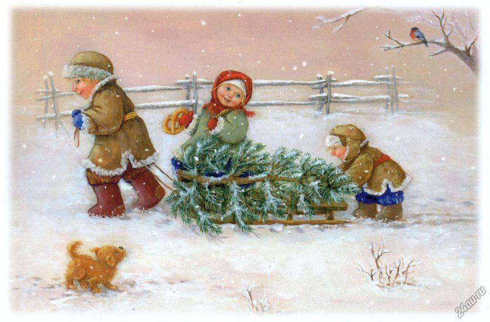 праздник, радость, новый год