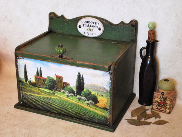 Варианты хлебниц. | Ярмарка Мастеров - ручная работа, handmade