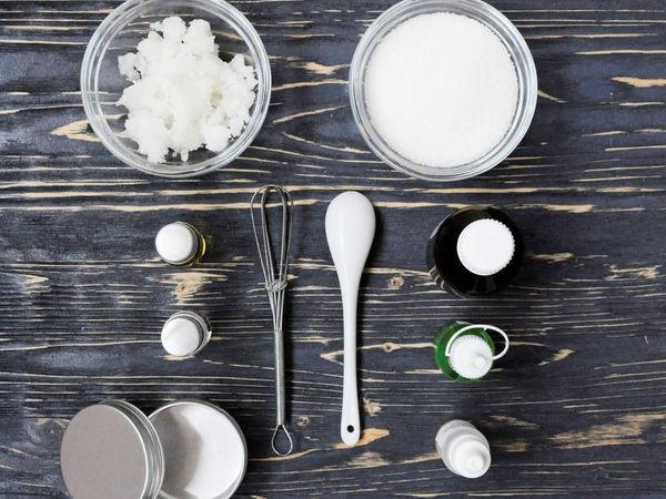 Изготавливаем сахарный скраб для рук с ароматом лимона и мяты | Ярмарка Мастеров - ручная работа, handmade
