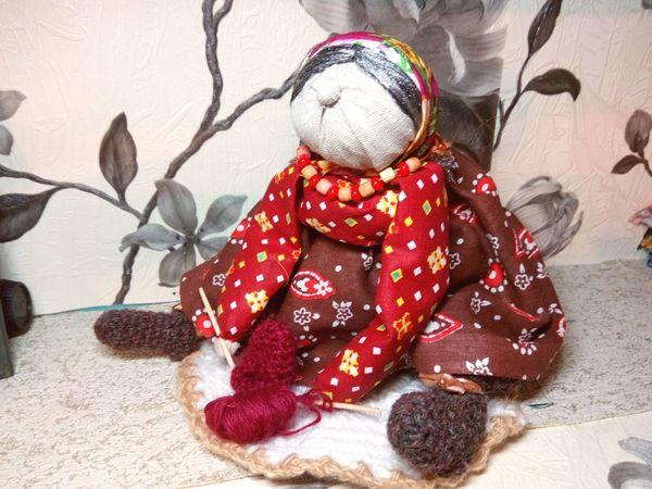 Создаем подарочную народную куклу «Бабка Характерная» | Ярмарка Мастеров - ручная работа, handmade