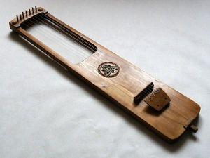 Струнные. Примеры звучания.. Ярмарка Мастеров - ручная работа, handmade.